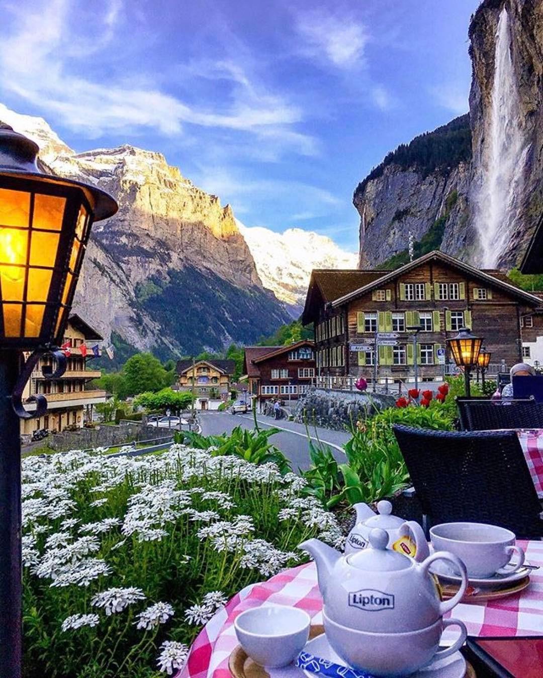 Switzerland Lauterbrunnen The Indulgence